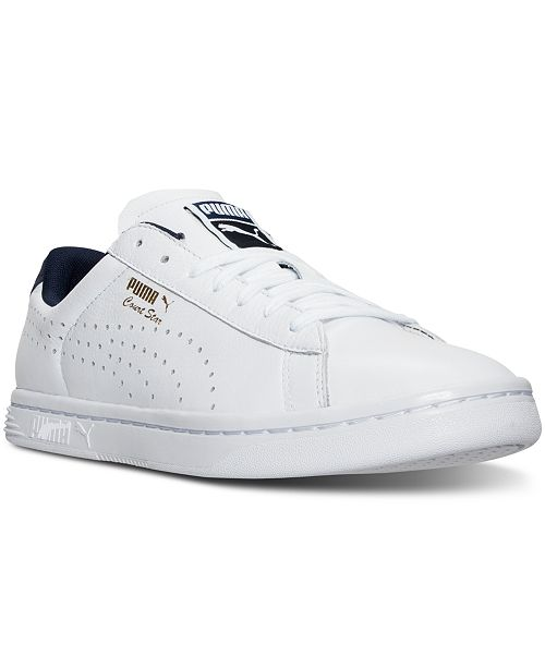 66d626764281 Puma. Men s Court Star Crafted Casual Sneakers from Finish Line. 3 reviews.  main image ...