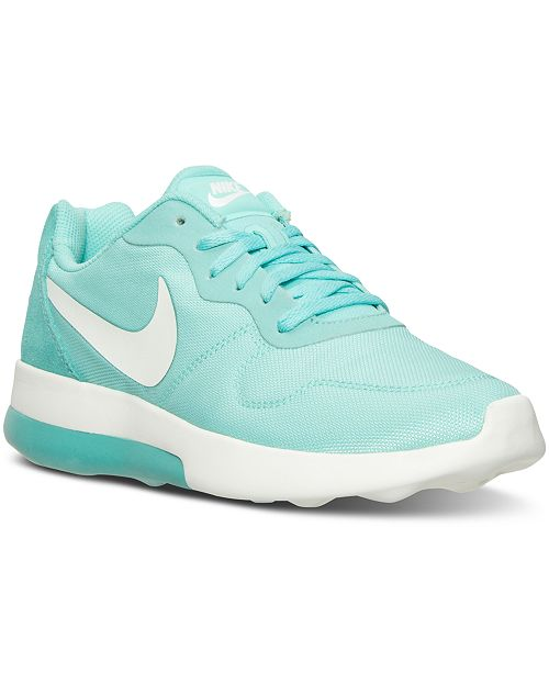 4be6d457e7 Nike Women s MD Runner 2 LW Casual Sneakers from Finish Line ...