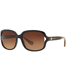Coach Sunglasses, HC8169