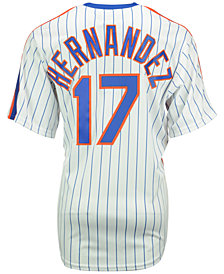 Majestic Men's Keith Hernandez New York Mets Cooperstown Replica Jersey