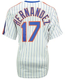 Majestic Men's Keith Hernandez New York Mets Cooperstown Replica Jersey