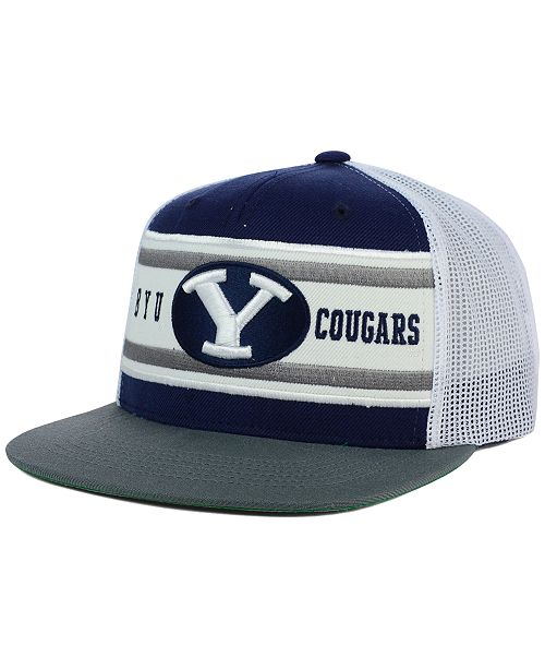 383f58c3 Zephyr BYU Cougars Superstripe Snapback Cap & Reviews - Sports ...
