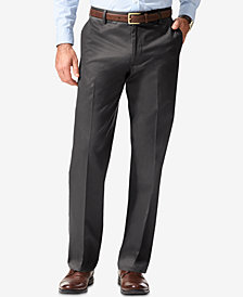 Dockers Men's Signature Stretch Straight Fit Khaki Pants D2