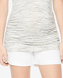 Motherhood Maternity Pull-On Shorts