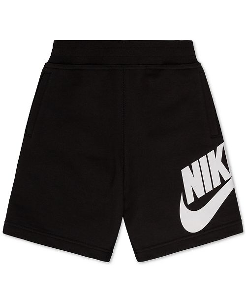 09dd3c70b Nike Little Boys' Alumni Shorts & Reviews - Shorts - Kids - Macy's