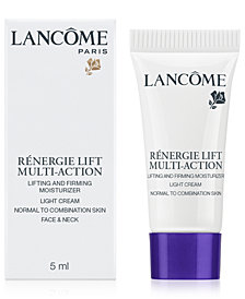 Customize Your Complimentary 3pc Gift with any $35 Lancôme purchase!
