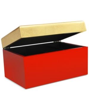 Colorblock Jewelry Box