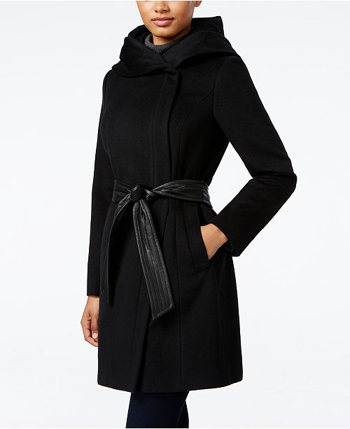 Walker Signature Coat Haan Asymmetrical Black Cole Cqwg7g