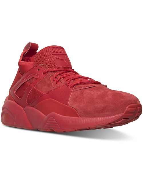 d921212395a Puma Men s Blaze Of Glory Sock Mono Casual Sneakers from Finish Line ...