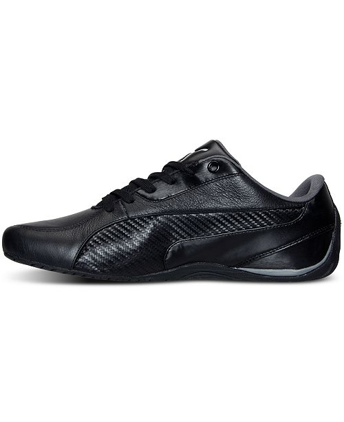 a39e9b53978 Puma Men s Drift Cat 5 Carbon Casual Sneakers from Finish Line ...