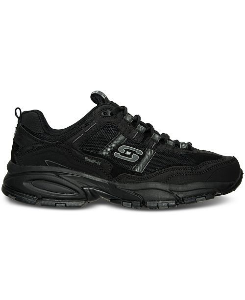 72350e080e26 ... Skechers Men s Vigor 2.0 - Trait Wide Width Training Sneakers from  Finish ...