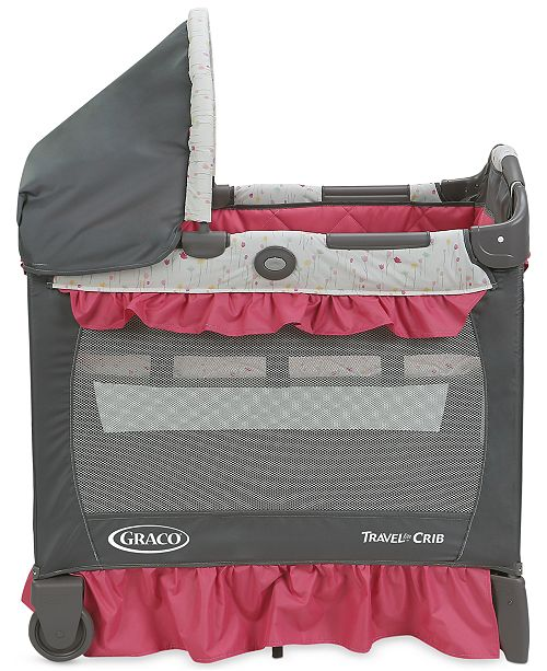 Graco Baby Alma Travel Lite Crib Playard Reviews All Baby Gear