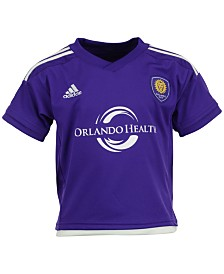 adidas MLS Orlando City Jersey, Little Boys (4-7)