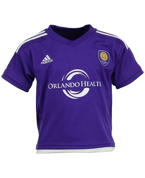 adidas MLS Orlando City Jersey, Little Boys (4-7)