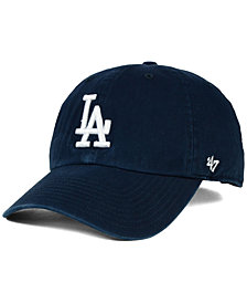 '47 Brand Los Angeles Dodgers Core Clean Up Cap