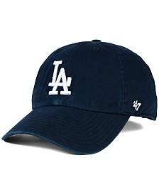 0595ed5e73c 47 Brand Los Angeles Dodgers Core Clean Up Cap   Reviews - Sports ...
