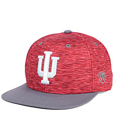 Top of the World Indiana Hoosiers Energy 2-Tone Snapback Cap