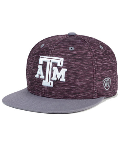 Top of the World Texas A&M Aggies Energy 2-Tone Snapback Cap