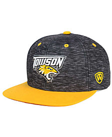 official photos 83d85 3d5c3 Top of the World Towson University Tigers Energy 2-Tone Snapback Cap