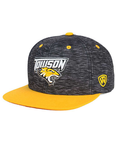 Top of the World Towson University Tigers Energy 2-Tone Snapback Cap