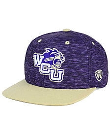 Top of the World Western Carolina Catamounts Energy 2-Tone Snapback Cap