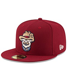 Frisco RoughRiders AC 59FIFTY Fitted Cap