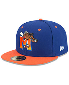 New Era Midland RockHounds AC 59FIFTY Fitted Cap
