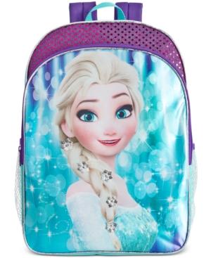 Frozen Little Girls' or Toddler Girls' Elsa Backpack