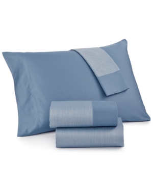 Image of Charter Club Reversible California King 4-pc Sheet Set, 550 Thread Count, Created for Macy's Bedding