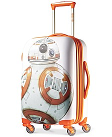 "Star Wars BB-8 21"" Hardside Spinner Suitcase"