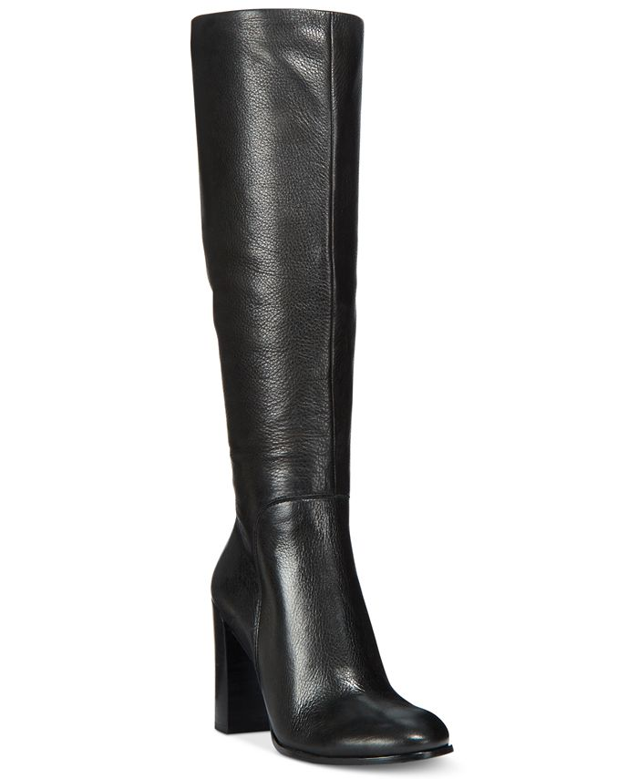 Kenneth Cole New York - Women's Justin Block-Heel Tall Boots