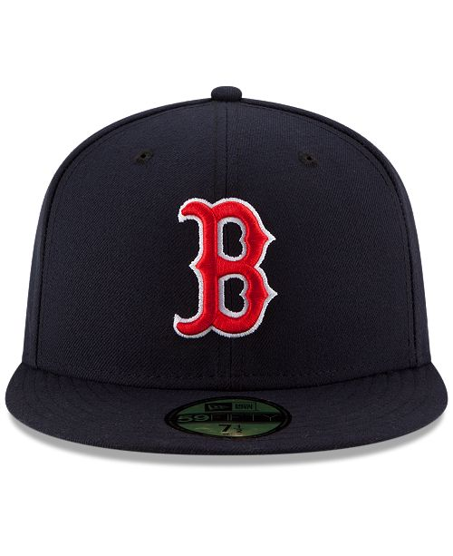 442d0db18 ... new style new era david ortiz boston red sox on field ac patch 59fifty  fitted cap