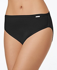 Elance Supersoft French Cut Underwear 2160, also available in extended sizes, Created for Macy's