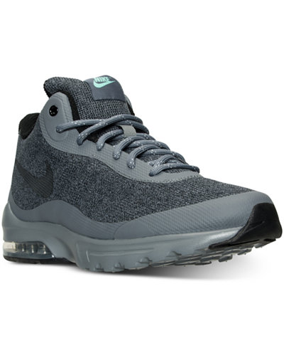 ea58c92bc836 new zealand nike mens air max invigor mid running sneakers from finish line  e53ad 515f6