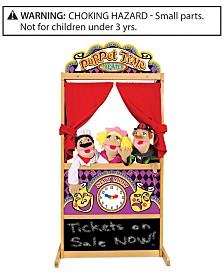 Melissa & Doug Kids' Deluxe Puppet Theater