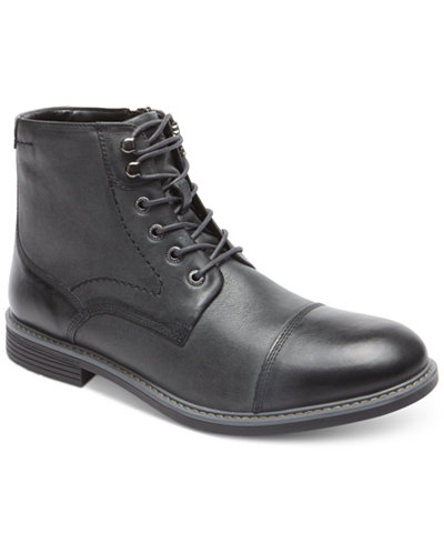 Rockport Men's Classic Break Inside Zip Boots