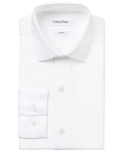 Calvin Klein Sateen Shirt, Little Boys