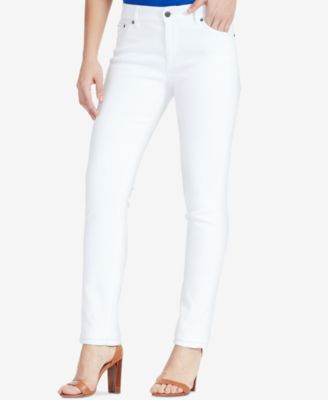 Super Stretch Premier Straight Jeans, Regular and Short Lengths