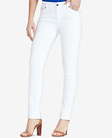 Super Stretch Premier Straight Jeans, Regular and Short Lengths