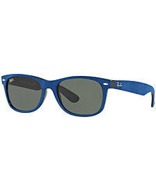 Ray-Ban NEW WAYFARER Sunglasses, RB2132 55