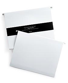Russell & Hazel 10-Pc. Hanging File Folders