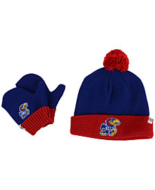 '47 Brand Toddler Kansas Jayhawks BAM BAM Knit Set