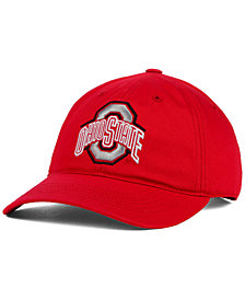 J America Ohio State Buckeyes Guru Adjustable Cap