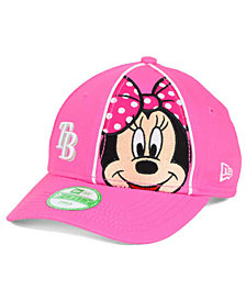 New Era Tampa Bay Rays Face Front Minnie 9FORTY Cap