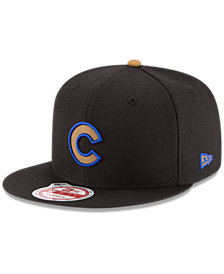 New Era Chicago Cubs Goldie Logo 9FIFTY Snapback Cap