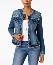 Denim Jackets For Women: Shop Denim Jackets For Women - Macy's