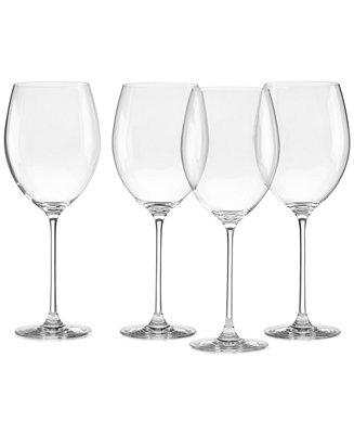 Lenox Stemware, Tuscany Classics Grand Bordeaux, Set of 4