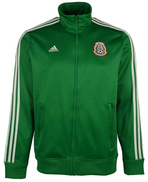 adidas mexico soccer jacket