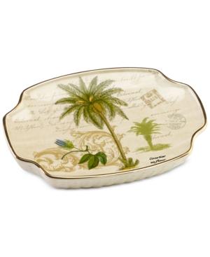 Avanti Colony Palm Soap Dish Bedding