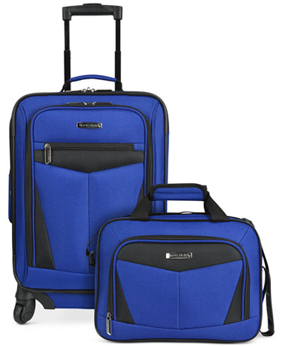 Travel Select Nampa 2 Piece Luggage Set, Created for Macy's ...